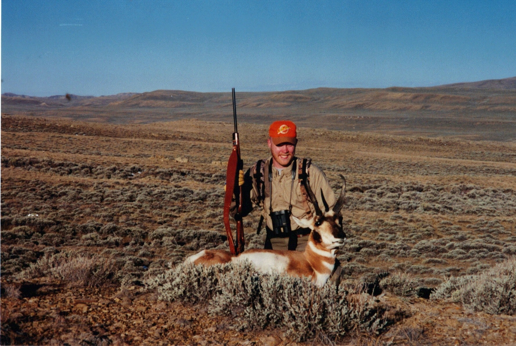 Antelop Hunting
