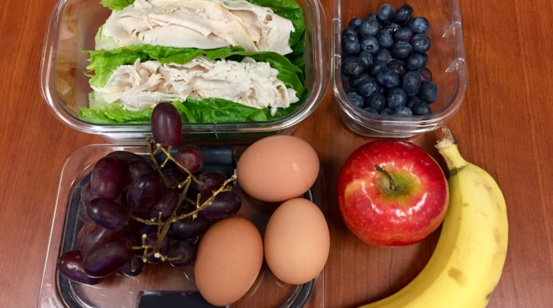 Whole30 Lunch