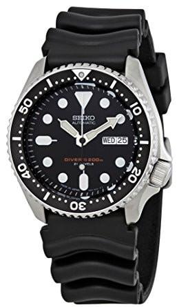 This Seiko Diver is an example of a high-quality automatic dive watch that made in Japan with a 21 Jewel Automatic Self-Winding Movement (Caliber 7S36)