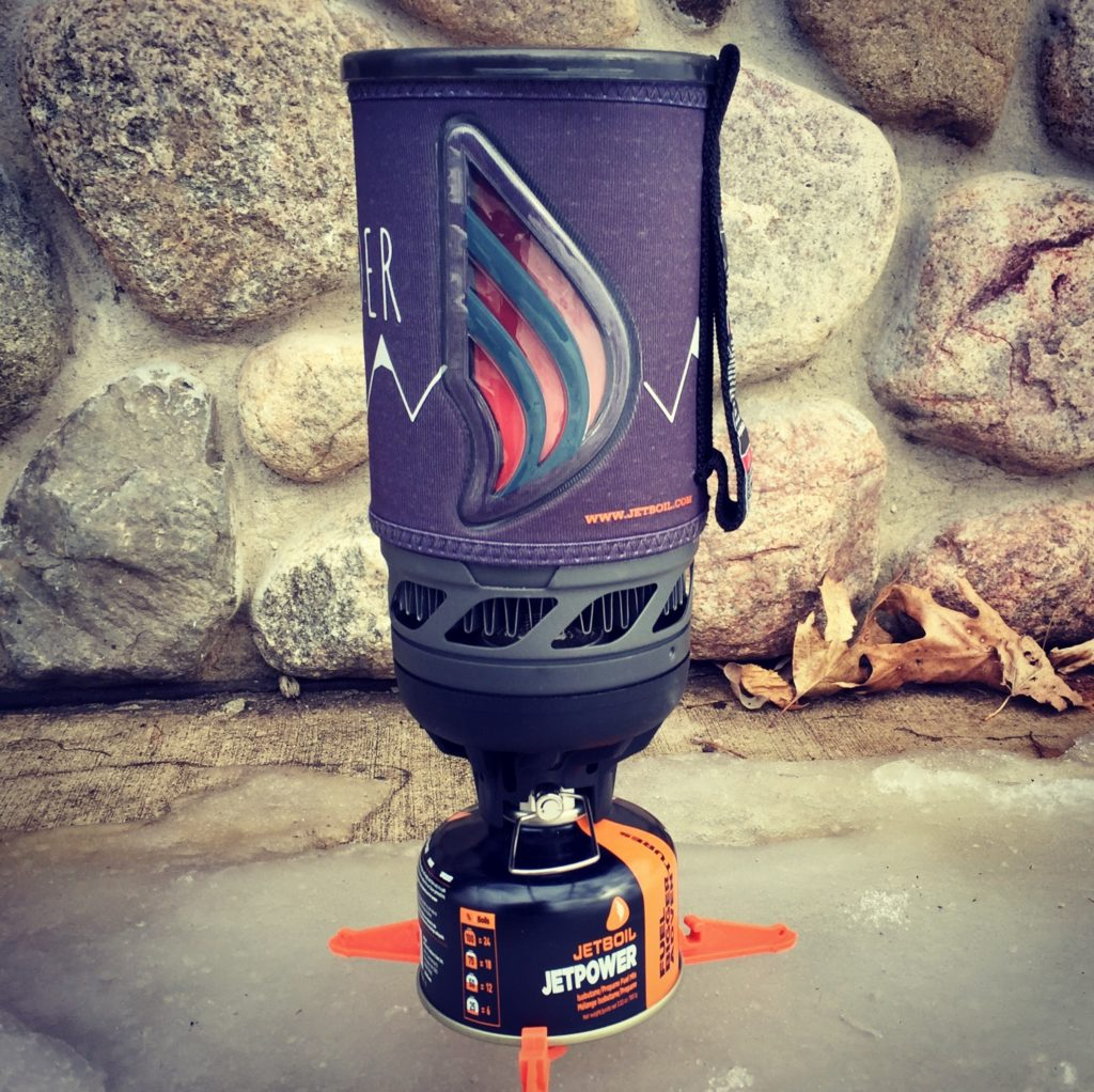 New Jetboil Flash