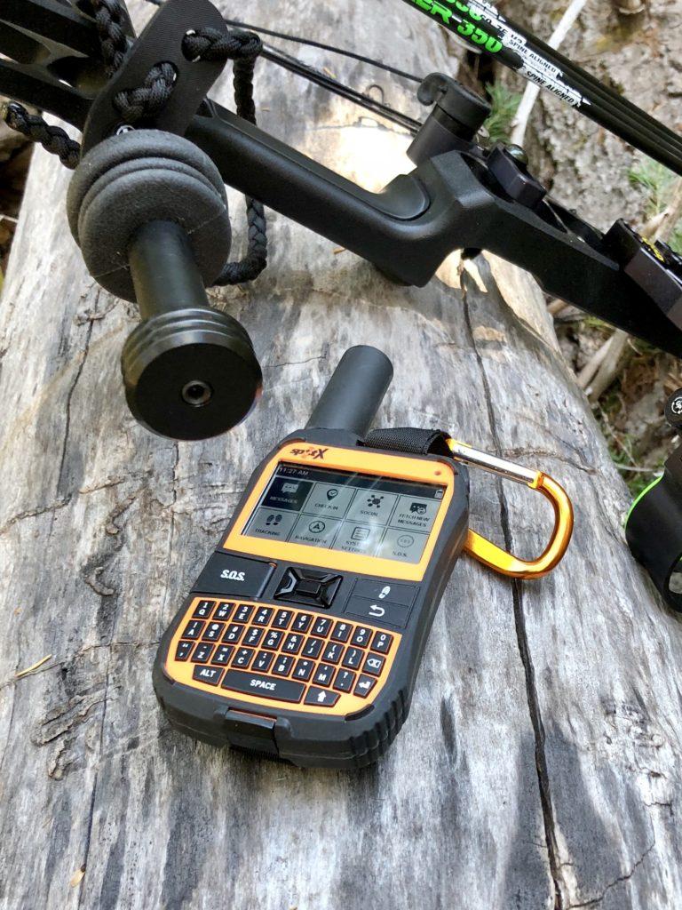 Spot X Two-Way Satellite Messenger