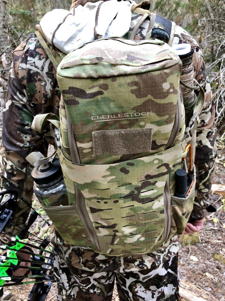 Spot X and Eberlestock Bandit Backpack